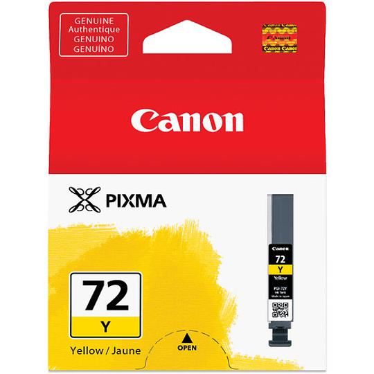 Canon PGI-72 YELLOW Tinta (PIXMA PRO-10) - Image 2