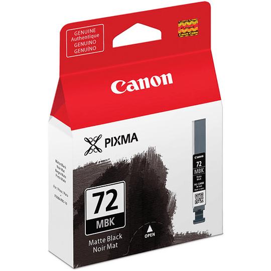 Canon PGI-72 MATTE BLACK Tinta (PIXMA PRO-10) - Image 1