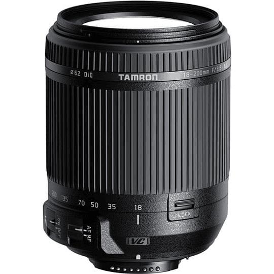 Lente Tamron 18-200mm f/3.5-6.3 Di II VC para Nikon - Image 1