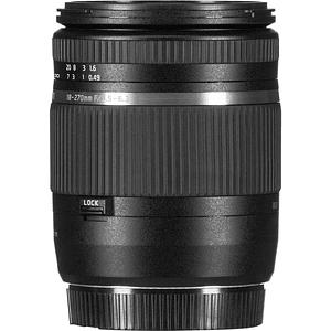 Lente Tamron AF18-270mm f/3.5-6.3 Di II VC PZD AF para Canon
