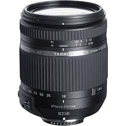 Lente Tamron 18-270mm f/3.5-6.3 Di II VC PZD AF para Nikon