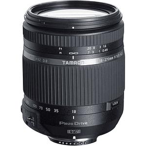 Lente Tamron AF18-270mm f/3.5-6.3 Di II VC PZD AF para Nikon