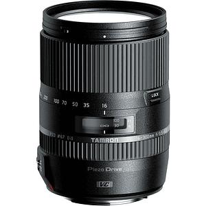 Lente Tamron 16-300mm f/3.5-6.3 Di II VC PZD MACRO para Canon