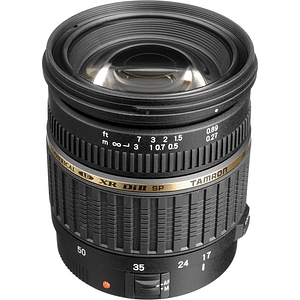 Lente Tamron Zoom Super Wide Angle SP AF 17-50mm f/2.8 XR Di II LD Aspherical [IF] para Canon