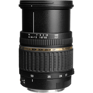 Lente Tamron Zoom Super Wide Angle SP AF 17-50mm f/2.8 XR Di II LD Aspherical [IF] para Nikon