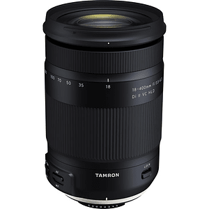 Tamron lente 18-400mm f/3.5-6.3 Di II VC HLD Canon EF