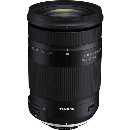 Tamron lente 18-400mm f/3.5-6.3 Di II VC HLD Canon EF - Image 1