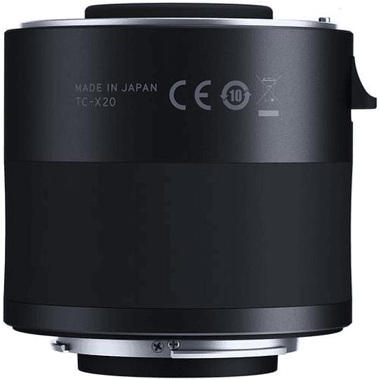 Tamron TC-X20N Teleconverter 2.0x para Nikon F - Image 2
