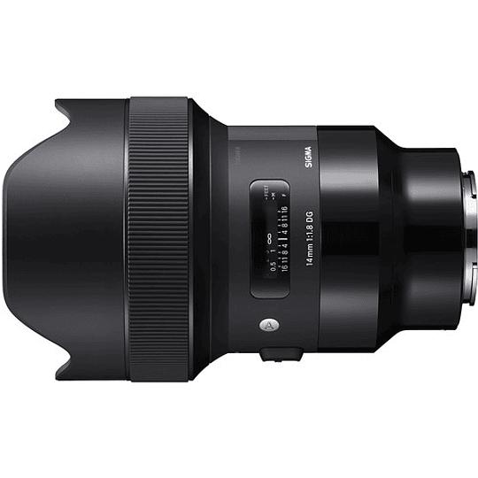 Sigma 14mm f/1.8 DG HSM Art Lente para Sony E - Image 5