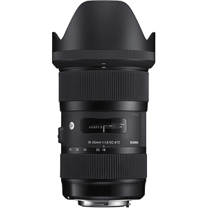 Sigma 18-35mm f/1.8 DC HSM Art Lente para Canon EF