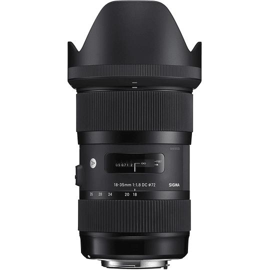 Sigma 18-35mm f/1.8 DC HSM Art Lente para Nikon F - Image 3
