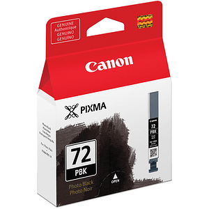 Canon PGI-72 PHOTO BLACK Tinta (PIXMA PRO-10)