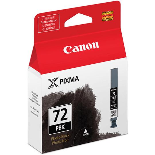 Canon PGI-72 PHOTO BLACK Tinta (PIXMA PRO-10) - Image 1