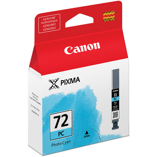 Canon PGI-72 PHOTO CYAN Tinta (PIXMA PRO-10) - Image 1