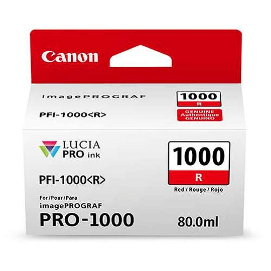 Canon PFI-1000 R Tinta RED LUCIA PRO (imagePROGRAF PRO-1000) - Image 3
