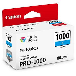 Canon PFI-1000 C Tinta CYAN LUCIA PRO (imagePROGRAF PRO-1000)