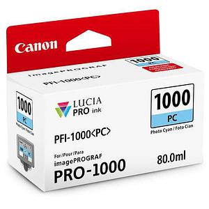 Canon PFI-1000 PC Tinta PHOTO CYAN LUCIA PRO (imagePROGRAF PRO-1000)