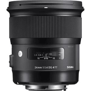 Sigma 24mm f/1.4 DG HSM Art Lente para Canon EF