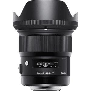 Sigma 24mm f/1.4 DG HSM Art Lente para Nikon F