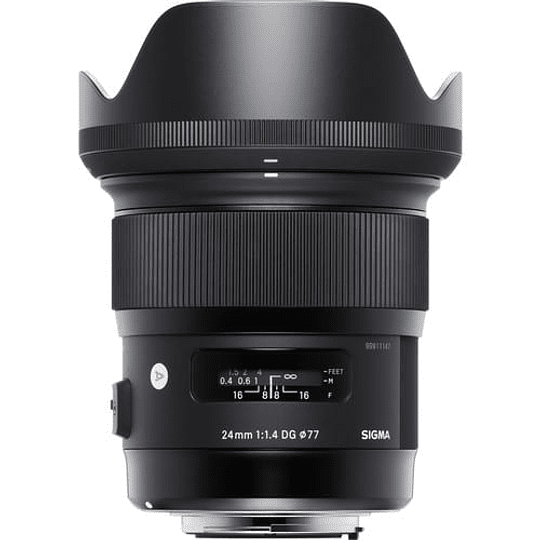 Sigma 24mm f/1.4 DG HSM Art Lente para Nikon F - Image 1