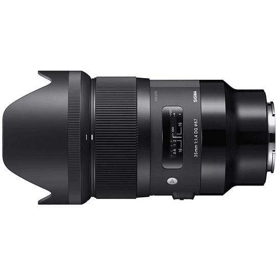 Sigma 35mm f/1.4 DG HSM Art Lente para Sony E - Image 2