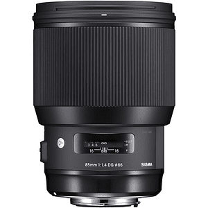 Sigma Art 85mm f/1.4 DG HSM Lente para Nikon F