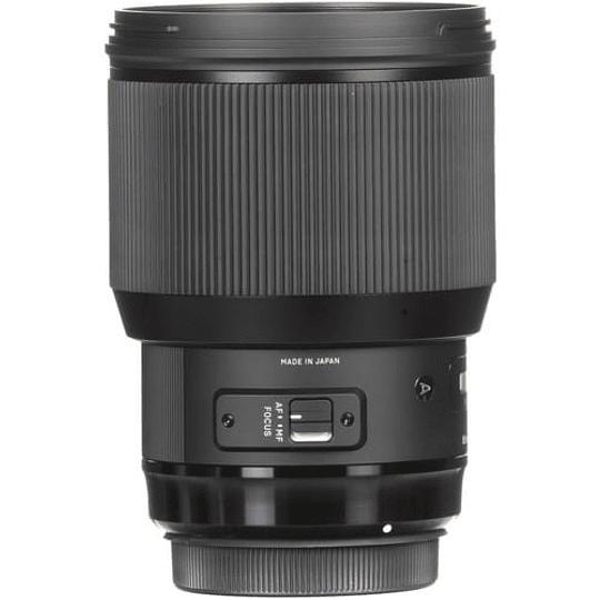 Sigma Art 85mm f/1.4 DG HSM Lente para Nikon F - Image 3