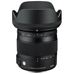 Sigma 17-70mm F2.8-4 DC MACRO OS HSM Contemporary Lente para Canon