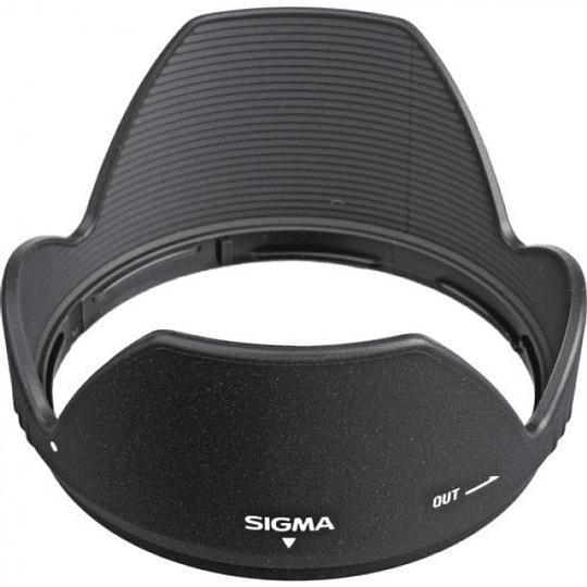 Lente Sigma 17-70mm F2.8-4 DC MACRO OS HSM Contemporary para Canon - Image 4