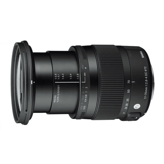 Sigma 17-70mm F2.8-4 DC MACRO OS HSM Contemporary Lente para Canon - Image 5