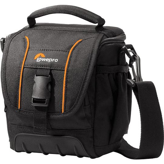 Lowepro Adventura SH 120 II Shoulder Bag (Black) Bolso de Hombro / LP36864 - Image 2