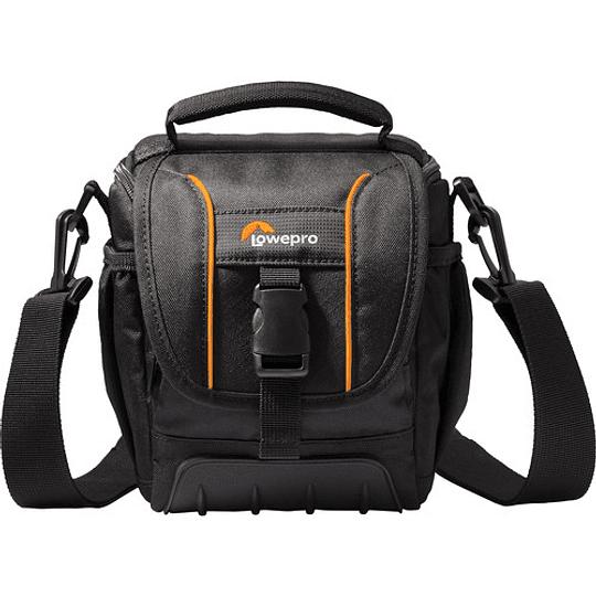 Lowepro Adventura SH 120 II Shoulder Bag (Black) Bolso de Hombro / LP36864 - Image 3