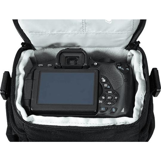 Lowepro Adventura SH 120 II Shoulder Bag (Black) Bolso de Hombro / LP36864 - Image 6