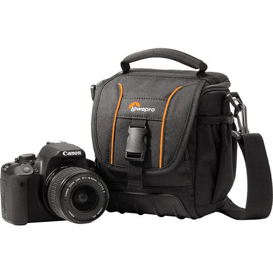 Lowepro Adventura SH 120 II Shoulder Bag (Black) Bolso de Hombro / LP36864 - Image 9