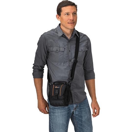 Lowepro Adventura SH 120 II Shoulder Bag (Black) Bolso de Hombro / LP36864 - Image 10