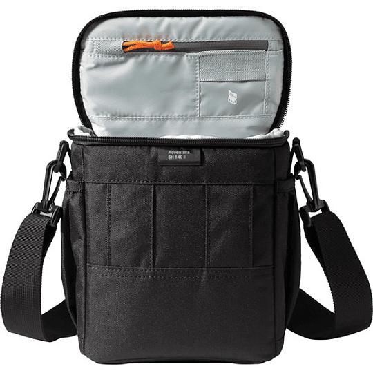 Lowepro Adventura SH 140 II Shoulder Bag (Black) Bolso de Hombro / LP36863 - Image 4