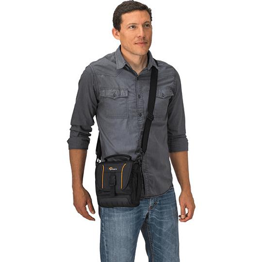 Lowepro Adventura SH 140 II Shoulder Bag (Black) Bolso de Hombro / LP36863 - Image 8