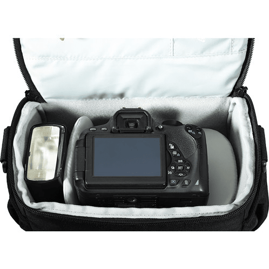 Lowepro Adventura SH 160 II Shoulder Bag (Black) Bolso de Hombro / LP36862 - Image 6