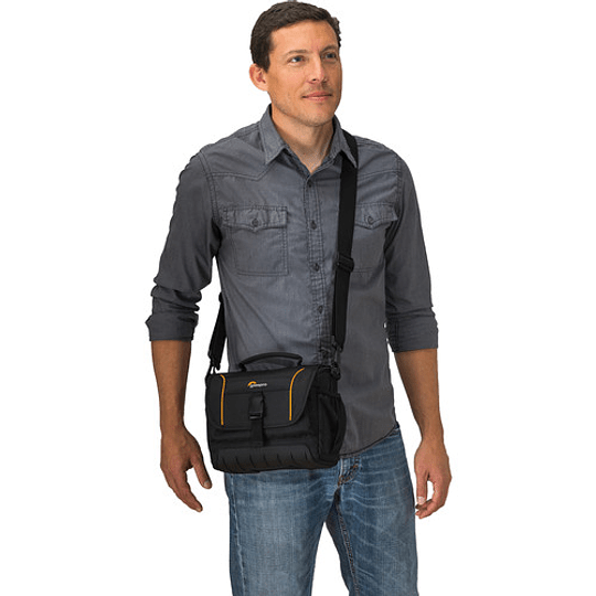 Lowepro Adventura SH 160 II Shoulder Bag (Black) Bolso de Hombro / LP36862 - Image 9