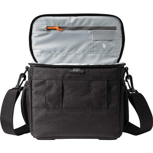 Lowepro Adventura SH 160 II Shoulder Bag (Black) Bolso de Hombro / LP36862 - Image 10