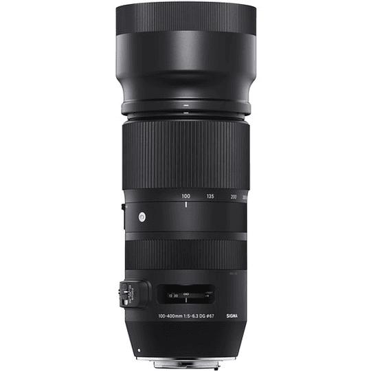 Sigma 100-400mm f/5-6.3 DG OS HSM Contemporary Lente para Canon EF - Image 1