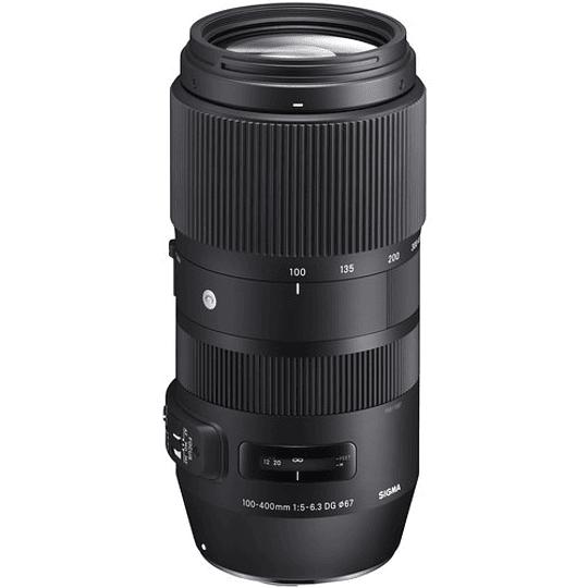 Sigma 100-400mm f/5-6.3 DG OS HSM Contemporary Lente para Canon EF - Image 2