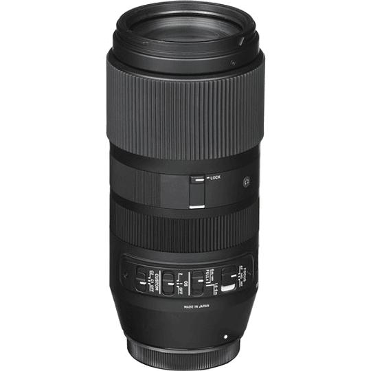 Sigma 100-400mm f/5-6.3 DG OS HSM Contemporary Lente para Canon EF - Image 6