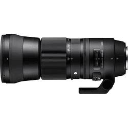 Lente Sigma 150-600mm f/5-6.3 DG OS HSM Contemporary para Canon