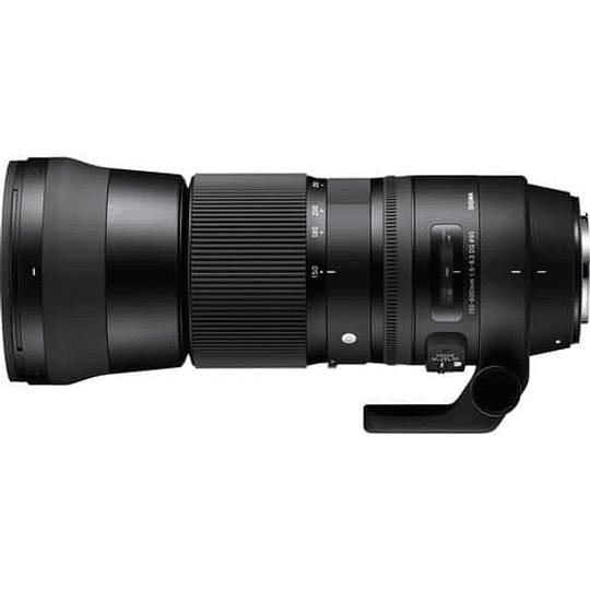 Lente Sigma 150-600mm f/5-6.3 DG OS HSM Contemporary para Canon - Image 1