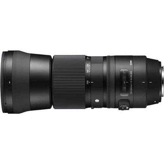 Lente Sigma 150-600mm f/5-6.3 DG OS HSM Contemporary para Canon - Image 3