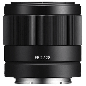 Sony FE 28mm F2 / SEL28F20