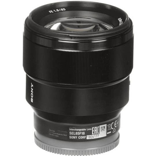 Sony FE 85mm F1.8 / SEL85F18 - Image 3