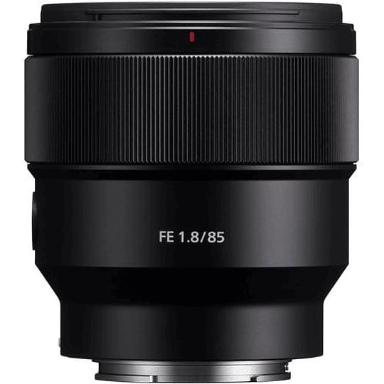 Sony FE 85mm F1.8 / SEL85F18 - Image 1