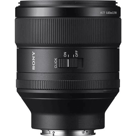 Sony FE 85mm F1.4 GM / SEL85F14GM - Image 3
